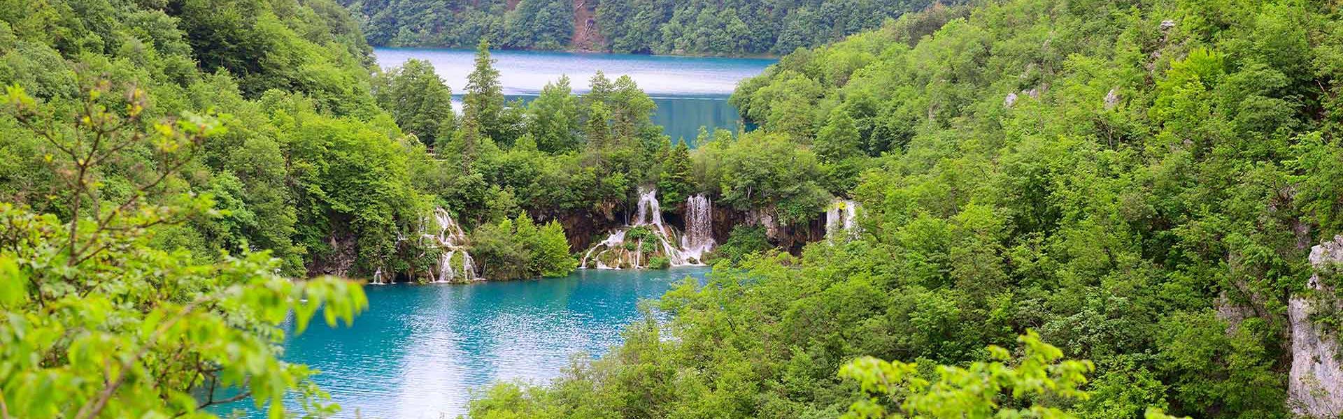 Kaskáda jezer